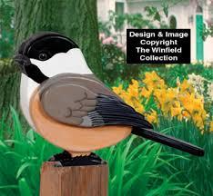 3d bird woodcraft patterns 3d chickadee woodcraft project plan