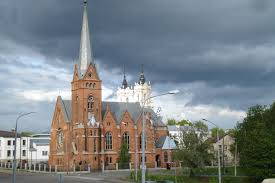 Martin Luther Cathedral, Daugavpils
