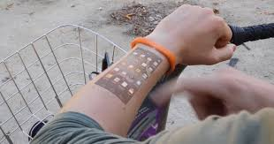 cicret bracelet images With this bracelet you can make your skin your new touchscreen jpg