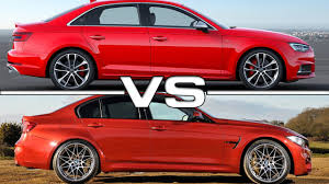 audi s4 competitors 2017 audi s4 vs 2016 bmw m3 competition package