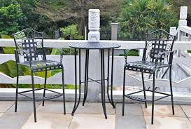 outdoor cafe table and chairs outdoor bar table set myforeverhea com