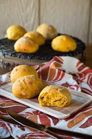 make ahead pumpkin nut dinner rolls food stories