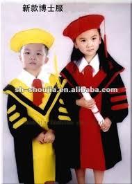cap and gown for preschool preschool graduation children graduation gown view children