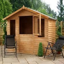 Summer Garden Sheds - buy summer house sheds uk free delivery shedstore