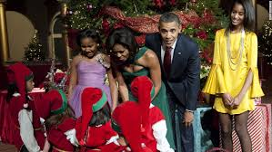 Obama First Family by Where Was Sasha During Obama U0027s Farewell Address Cnnpolitics
