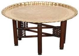 moroccan tea table stand moroccan tea tray table