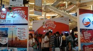 airasia travel fair tiket pesawat setengah harga kejar di airasia travel fair 2017