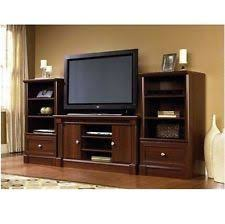 Sauder Tv Stands And Cabinets Home Loft Concepts Entertainment Tv Stand U0026 Reviews Wayfair