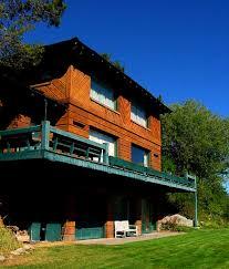 Idaho House by Hemingway U0027s House In Ketchum Idaho Yankee U0027s Owner Bob Topp U2026 Flickr