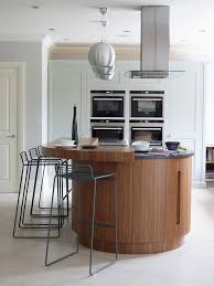 curved kitchen islands high bar island kitchen contemporary with curved kitchen island
