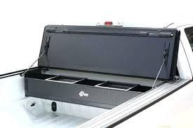 Truxedo Bed Cover Tool Boxes Bak Bakflip Fibermax Tonneau Cover With Bakbox