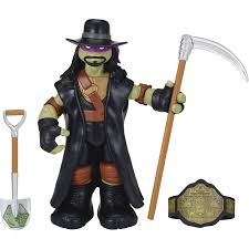 Wwe Undertaker Halloween Costume Tmnt Donatello Undertaker Walmart