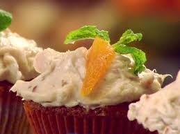 corrie u0027s carrot cupcakes recipe paula deen food network