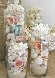 Beach Inspired Bathroom Accessories Seashell Bathroom Decor Decorating Ideas Donchilei Com