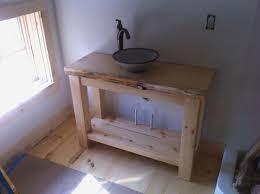 new rustic vanity cabinets for bathrooms bathroom ideas