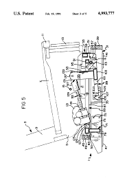 patent us4993777 recliner chair lift base assembly google patents