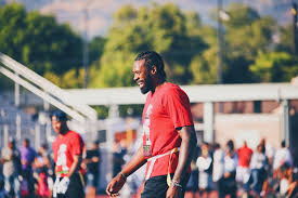 Red Flag Football Photos Deandre Participates In 4th Annual Athletes Vs Cancer Flag