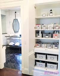 bathroom linen storage ideas toiletry hallway linen cabinet closet ideas bathroom storage