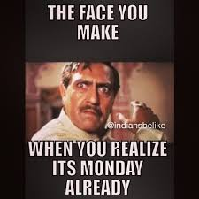 Funny Memes About Monday - the face on monday funny meme funny memes