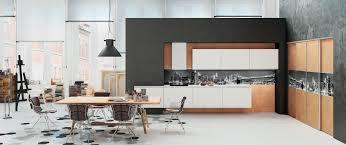 cuisine contemporaine blanche et bois étourdissant cuisine contemporaine blanche et bois avec cuisine
