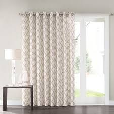 Patio Door Curtain Panel Innovative Sliding Door Curtains And Patio Door Insulated Drapes
