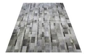 new large cowhide rug patchwork cowskin cow hide leather carpet