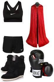 Boxer Halloween Costume Boxer Costume