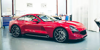 2017 tvr griffith unveiled v8 two seater marks official return of