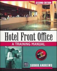hotel front office a training manual 2nd edition buy hotel