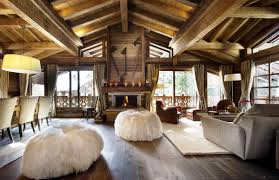 interior wooden houses are clean attractive and beautiful home
