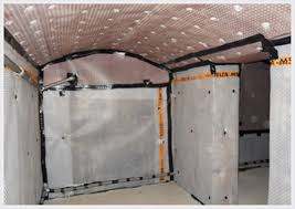 Interior Basement Waterproofing Membrane by How To Waterproof Your Basement Interior Design