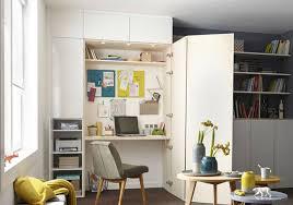 bureau dans un placard 10 coins sympas pour s aménager un bureau décoration