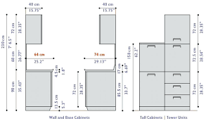 Dimensions Of Kitchen Cabinets Impressive How Are Kitchen Cabinets Size Of Are