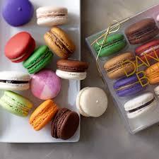 dana u0027s bakery assorted macaron collection set of 12 williams