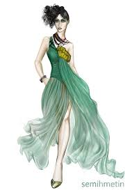 50 amazing fashion sketches art and design