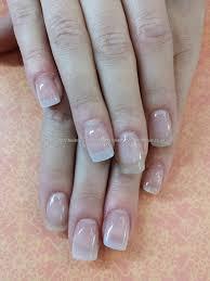 glitter natural nails conservative and pretty naturally nail art