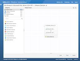 Vmware Resume Examples Blueprint Samples For Vrealize Automation Vmware Cloud Management