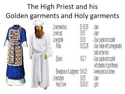 high priest garments focus when i see the blood hymn 1 our redeemer died on