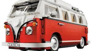 lexus camper van vw camper spreads peace with lego pieces roadshow