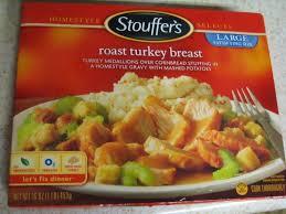 frozen friday stouffer s roast turkey breast brand