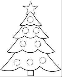 christmas stuff easy simple christmas drawings how to draw tree