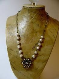 colored necklace display images 226 best flea market jewelry display ideas images jpg