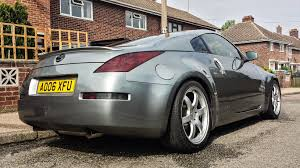 nissan 350z top gear this nissan 350z driver does an accidental 360 in traffic and gets