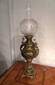 Antique Table Lamps Trilogytours Page 16 Old Antique Table Lamps Metal Table Lamps