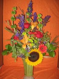 Fall Floral Decorations - fall floral arrangements