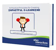 elearning instructional design library allen interactions