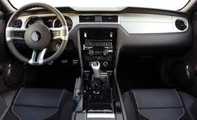 2001 Mustang Custom Interior The 2011 Saleen S302