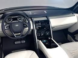 2015 range rover dashboard rover discovery vision concept photo gallery