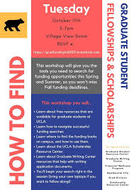 ucla scholarship resource center home facebook