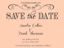 save the date exles wedding save the date wording uk 100 images wedding save the